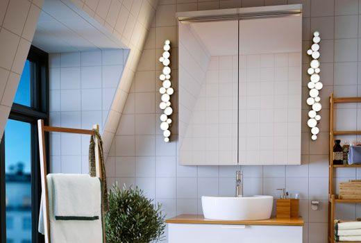 IKEA Badezimmerleuchten