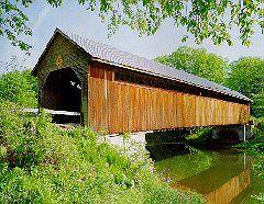 EDGELL BRIDGE   Lyme, New Hampshire- close to home!