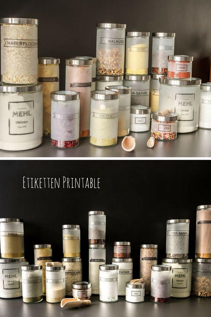 1000+ images about ordnungssysteme küche on pinterest | fridge