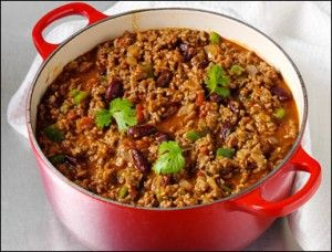 SLow carb chili ....this is the exact recipe I have used for over a year and its amazing!!! =)