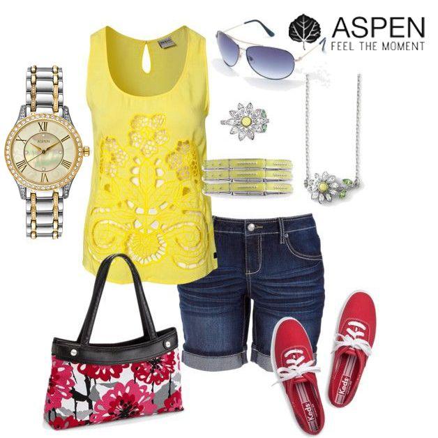 Stay in trend with Fabulous Aspen watch