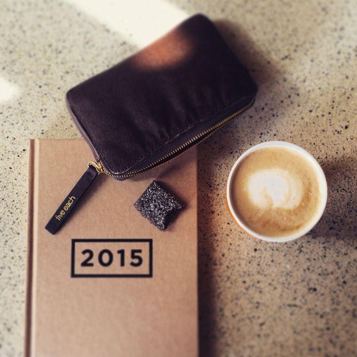 #2015 #planning #diary #theyearahead