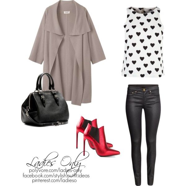 """hearts"" by ladies-only on Polyvore"