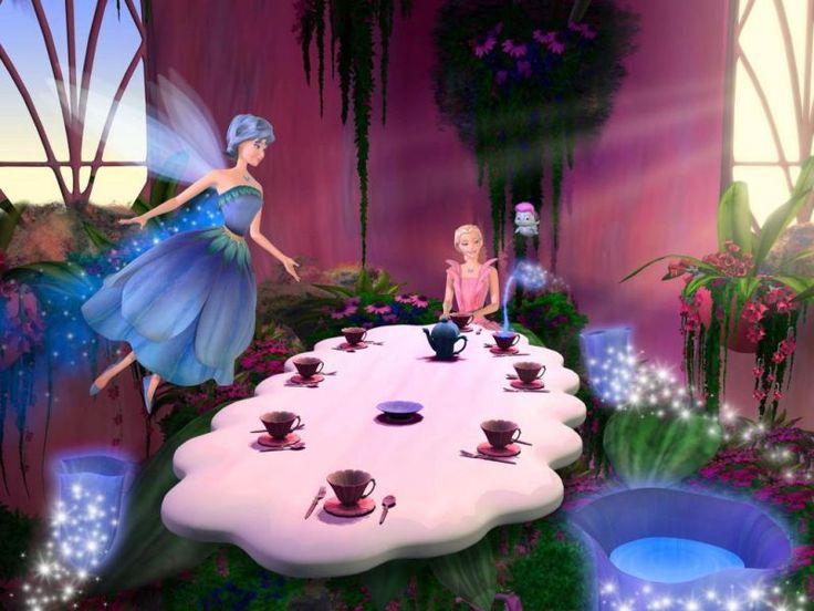 Barbie Fairytopia: Princesses Roseelina and Hiyacinthazura