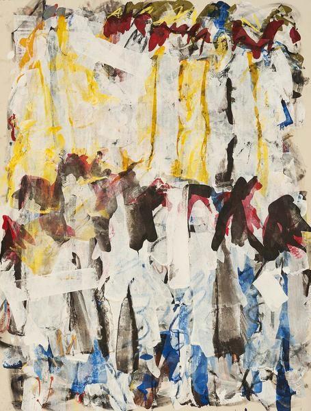 Michael Goldberg (1924-2007) - Artists - Michael Rosenfeld Art