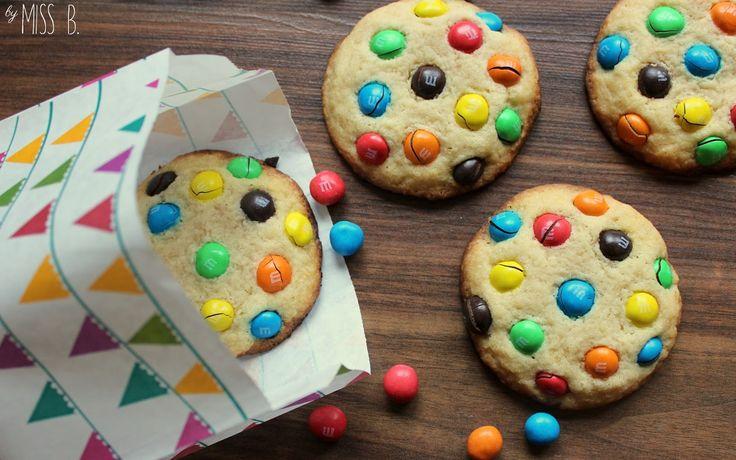 Ich könnte jetzt schreiben, dass dies eine tolle Cookie-Idee für Kinder ist. Das ist sicherlich auch so, aber es ist auch eine tolle Idee...