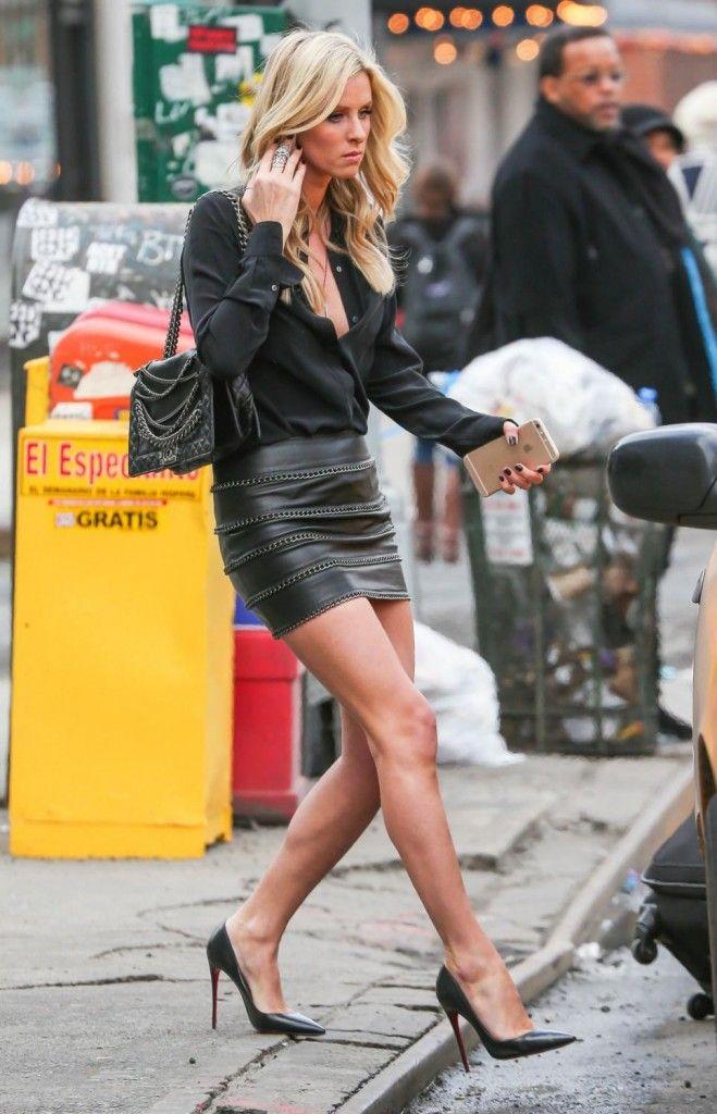 Nicky Hilton in high heels