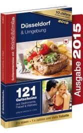 Gutscheinbuch Düsseldorf & Umgebung