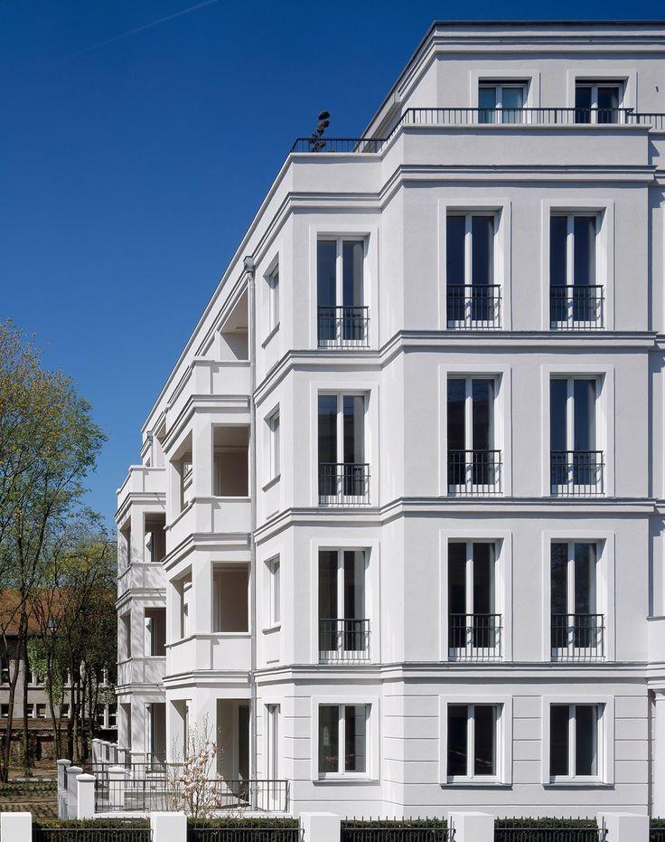 Diplomatenpark kahlfeldt architekten architektur for Architektur klassisch