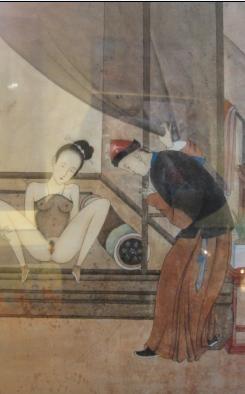"""古代""""春宫""""作品 - 健康活动日之第六届全国(广州)性文化节 - 活色生香,健康性之旅 - 家庭医生在线(家庭医生医疗保健网)"""