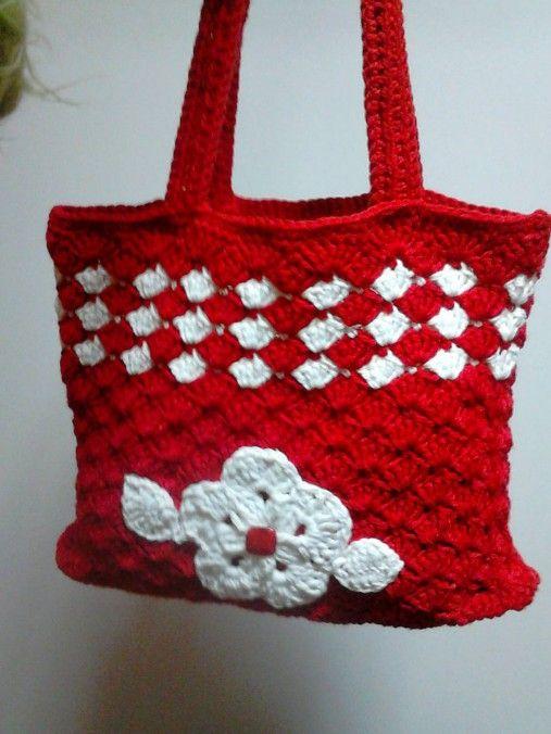 danka01 / háčkovaná taška