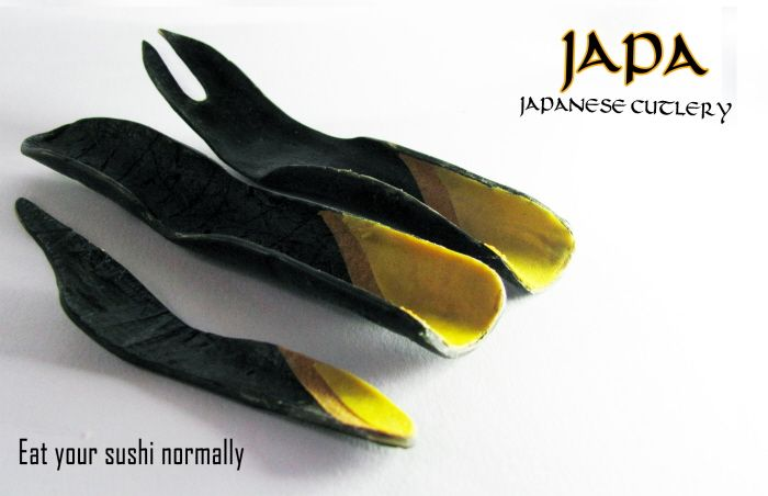 JAPA- JAPANESE CUTLERY