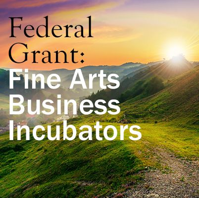 We wrote a federal grant for fine arts business incubators. This project required extensive secondary research on the economy of West Virginia.