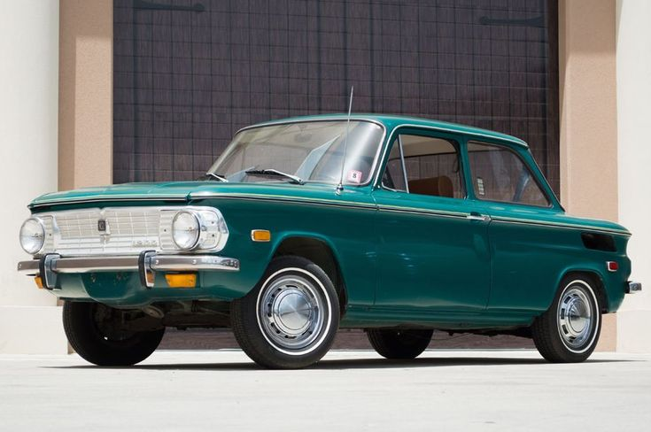 1971 NSU 1200 C