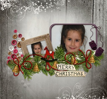 Hacer Fotomontajes online y Merry Christmas cards.