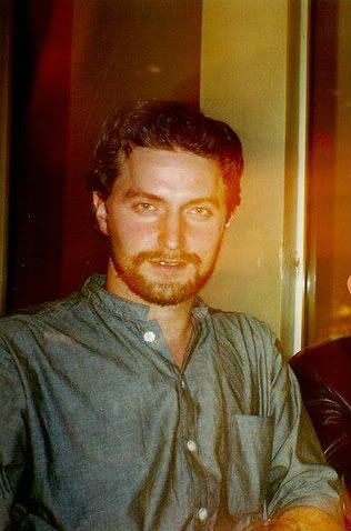 A young bearded Richard. Keep calm and carry on, everyone.... [image from  RAFrenzy]