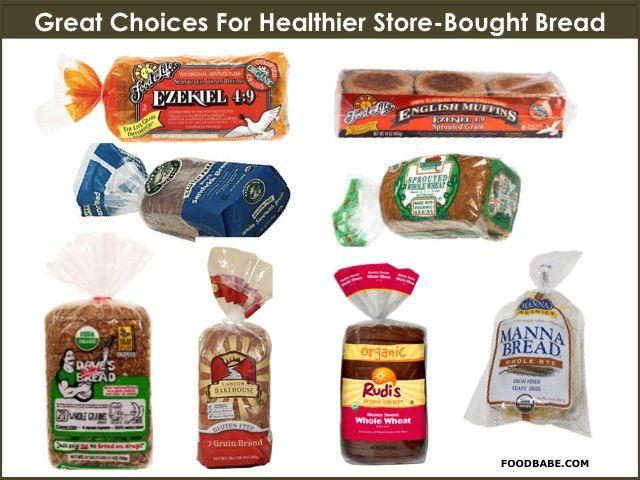 Before You Ever Buy Bread Again…Read This! (And Find The Healthiest Bread On The Market)