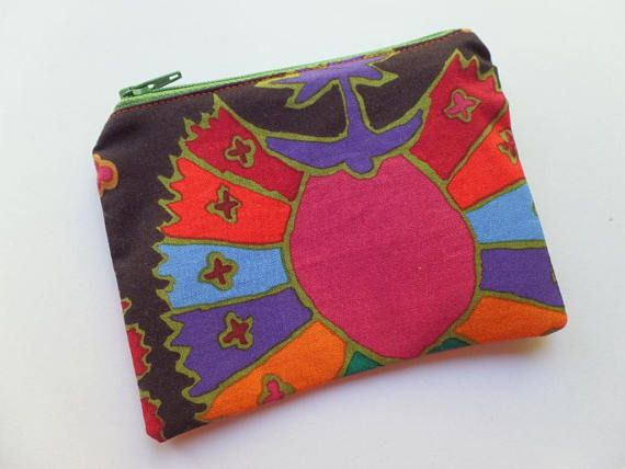 Coin Purse Cards Case Make Up Pouch Coupon Holder Small