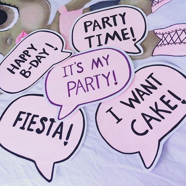 die besten ideen für geburtstagsfeier nina theme dolls lol (4)   – 7th Birthday Party