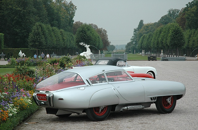 1953 - Pegaso Z102 Coupe