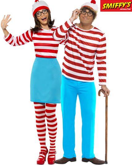 Les 25 meilleures id es concernant deguisement couple sur pinterest deguisement halloween - Idee de deguisement groupe ...