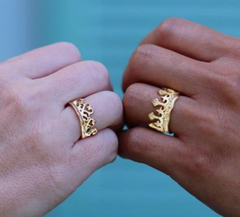 King & Queen Rings     https://hauteroots.com/collections/whats-new