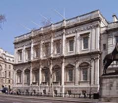Historical Hearts: The Banqueting House at Whitehall