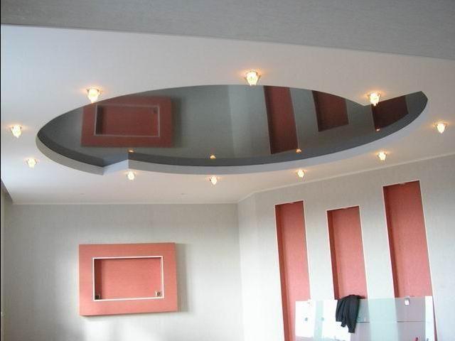 потолок натяжной двухуровневый - Поиск в Google