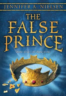 Tesseract Books: Guest Review: The False Prince by Jennifer A. Nielsen