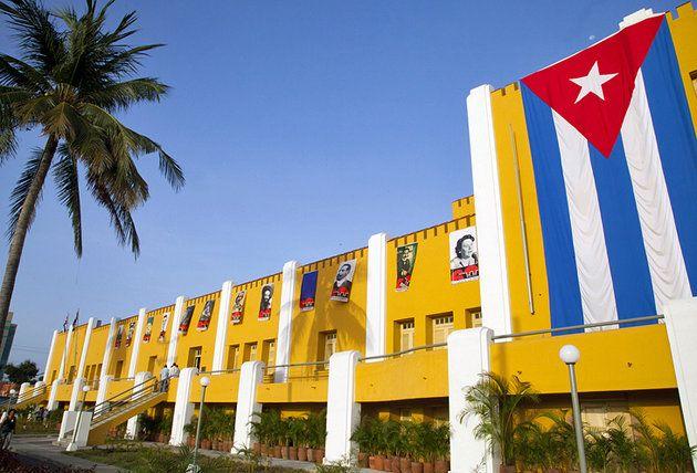 Cuartel Moncada (Museo Historico 26 de Julio)
