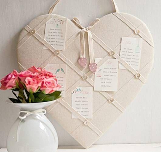 Heart Memo Board Wil je een bord uit vilt maken kijk eens op http://www.bijviltenzo.nl