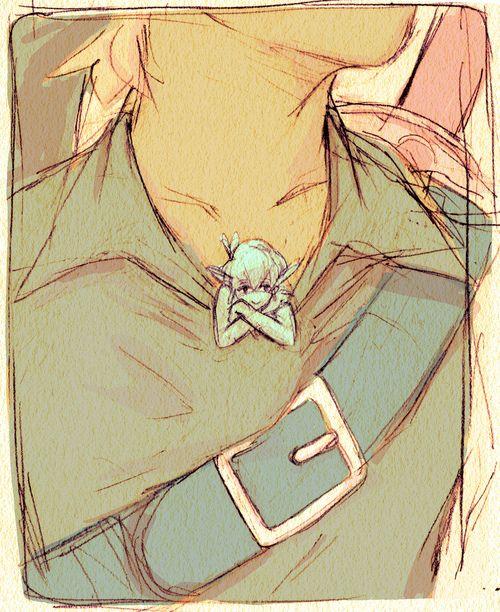 Link & fairy 1/6