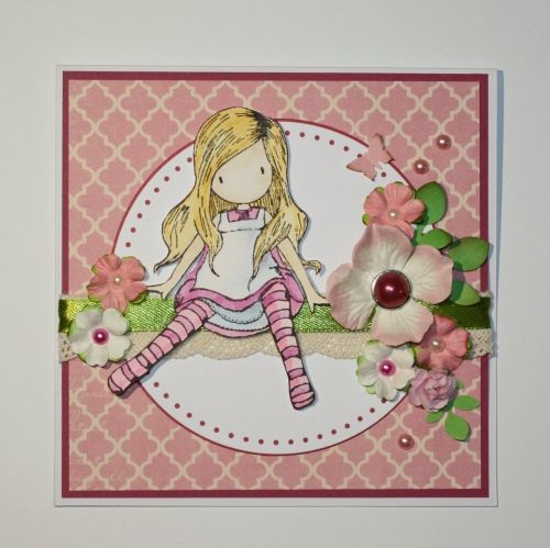 For a little girl