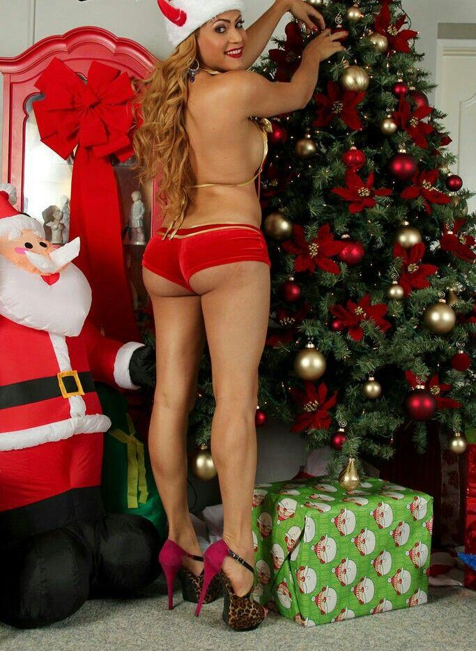 Christmas Shemale