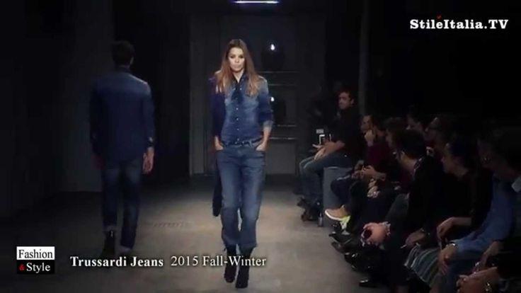 """""""Italian Fashion"""" - """"Trussardi Jeans"""" - """"2015 Fall - Winter""""  - """"Italian..."""