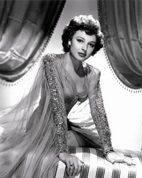 Laraine Day, actress (Foreign Correspondent/The Locket)