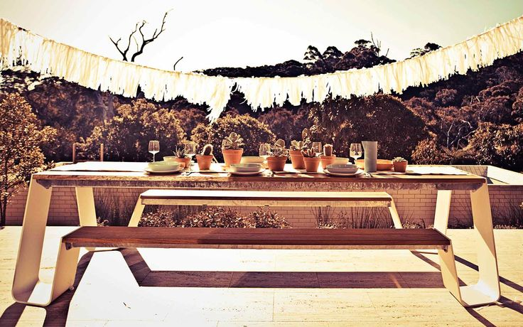 Summer Entertaining - our outdoor entertaining inspiration