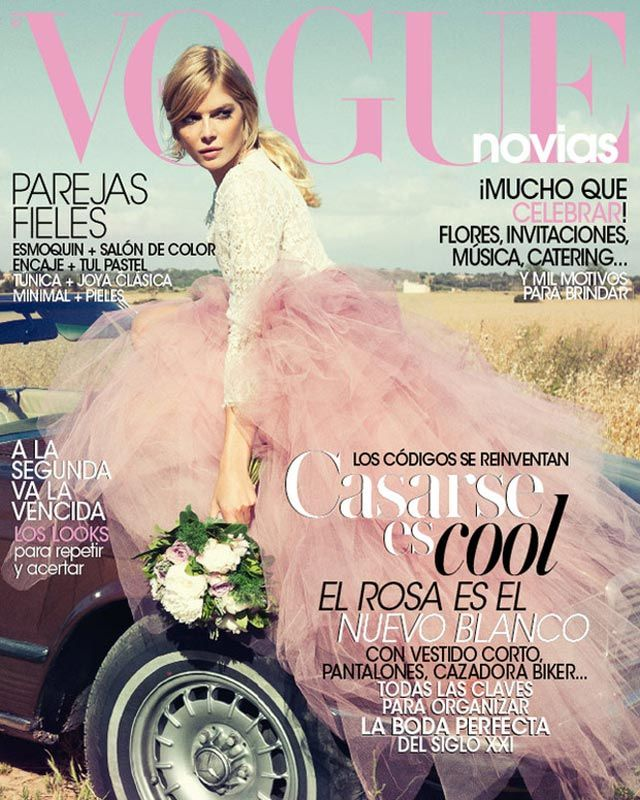 @S I! Quiero, Wedding Planners en @Vogue Spain (Vogue Novias Otoño/Invierno). #PressCoverage #Clipping #Magazine #Fashion