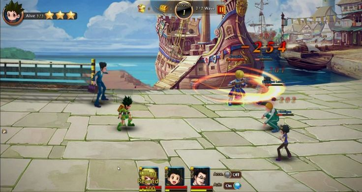 Hunter X Online is a Free-to-play Browser Based Role Playing Multiplayer Game MMORPG based on the manga series Hunter x Hunter
