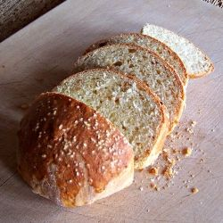 Toasted Hazelnut Bread