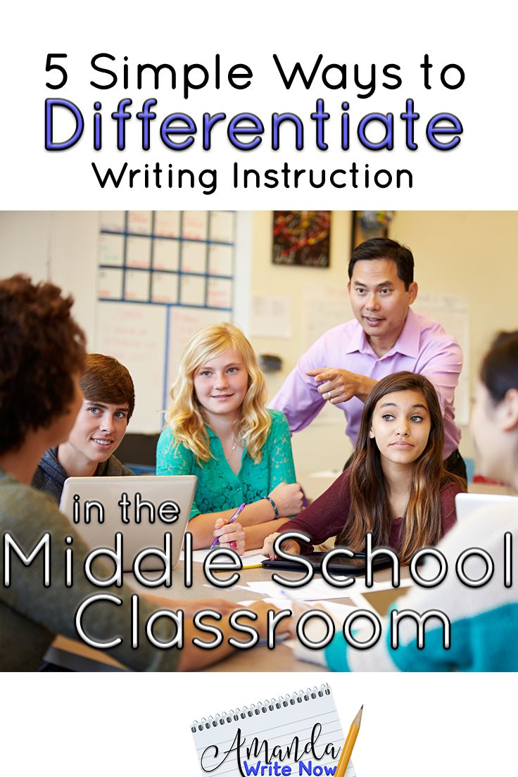 Teaching writing is tough and differentiating writing instruction is tougher! Student writers have so many varying needs. In this article I will give you some simple strategies to remediate these issues and meet the needs of ALL your students!