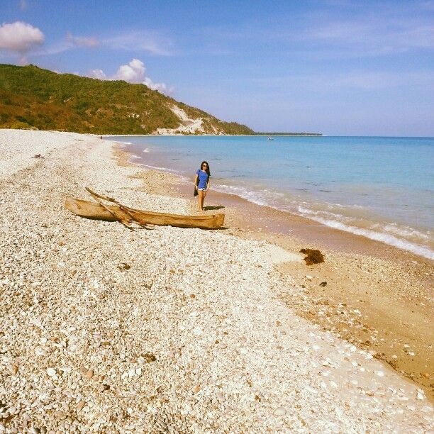 Kolbano beach#soft colour stone#Kupang#NTT