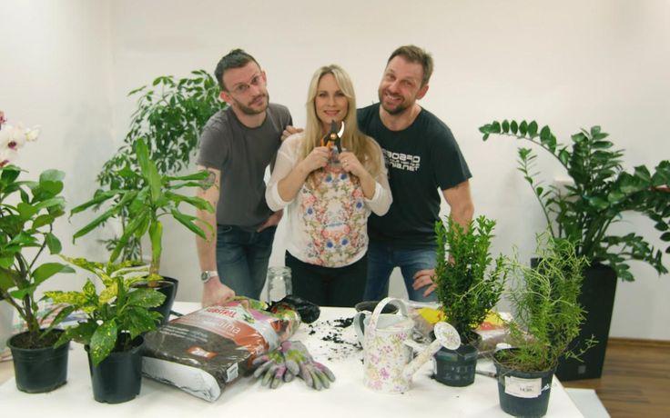 Tibor i Brane sa Eminom na snimanju za Pevec #CollocoMarketing