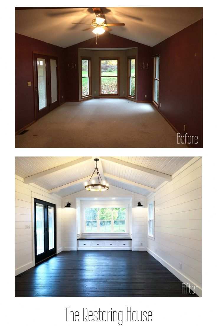 Whole House Remodel Before And After