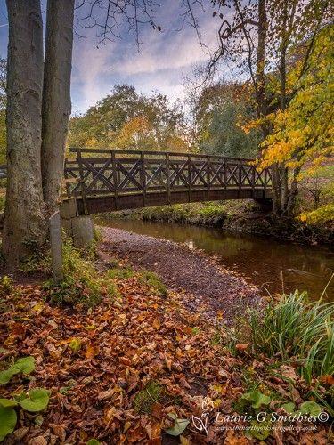 Autumn Bridge, Saltburn