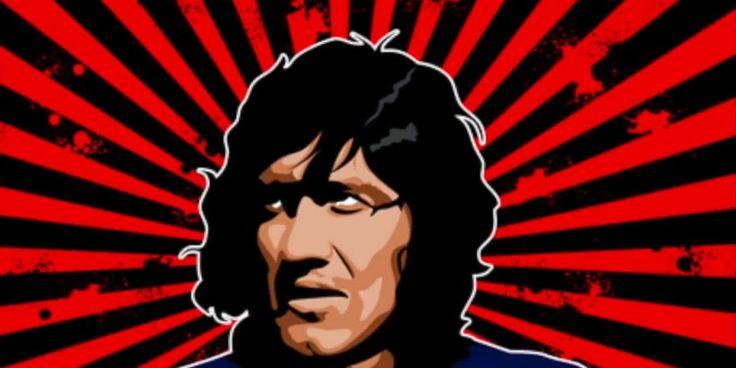Tomàs 'El Trinche' Carlovich. Riassunto di una carriera mai esistita e definizione di un modello ideale di calciatore.