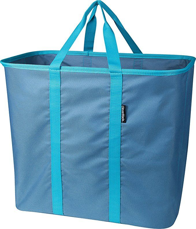 Amazon Com Clevermade Snapbasket Laundrycaddy Carryall Xl Pop Up