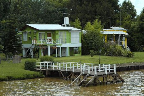 house at Delta #Argentina