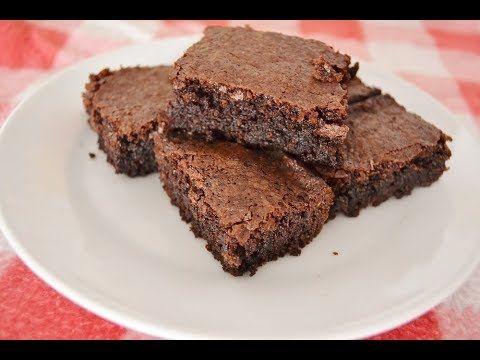 Rezept Weiche Und Sanfte Brownies Backen Mit Kindern Youtube