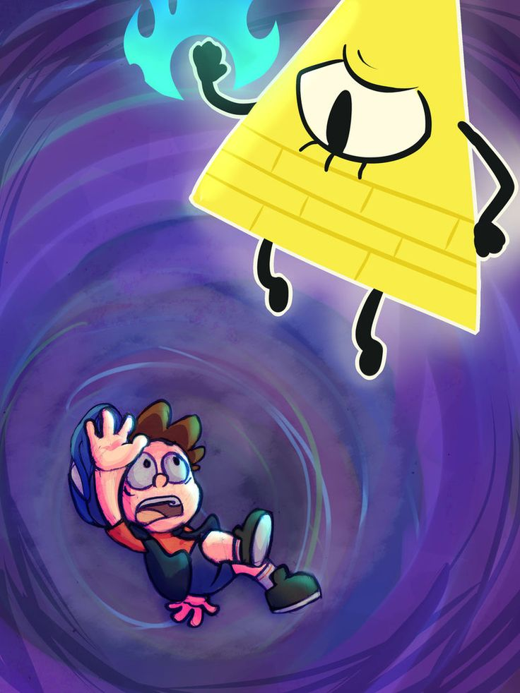 Gravity Falls By LeniProduction On DeviantArt